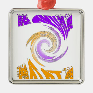 Hakuna Matata Gifts stars.png Metal Ornament