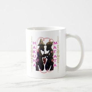 Hakuna Matata Hakunamatata Coffee Mug