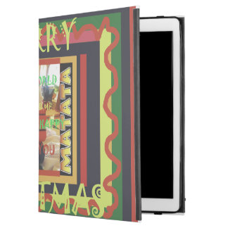 Hakuna Matata Happy Holidays amazing Christmas iPad Pro Case