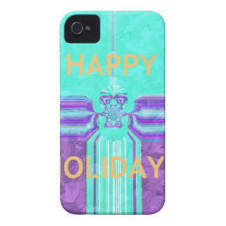 Hakuna Matata Happy Holidays Case-Mate iPhone 4 Case