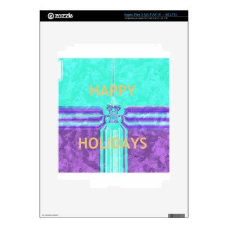 Hakuna Matata Happy Holidays iPad 3 Skin