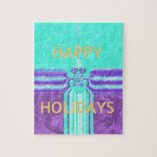 Hakuna Matata Happy Holidays Jigsaw Puzzle