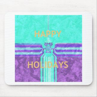Hakuna Matata Happy Holidays Mouse Pad