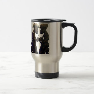 Hakuna Matata Having fun Old School is the best 15 Oz Stainless Steel Travel Mug