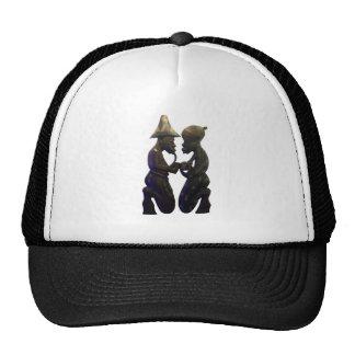 Hakuna Matata Having fun Old School is the best Trucker Hat