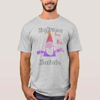Hakuna Matata Hohoho Basic T-Shirt Template