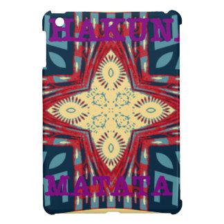 Hakuna Matata Hope disign iPad Mini Covers