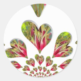Hakuna Matata Humanitarian Day the World Needs Mor Classic Round Sticker