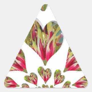 Hakuna Matata Humanitarian Day the World Needs Mor Triangle Sticker