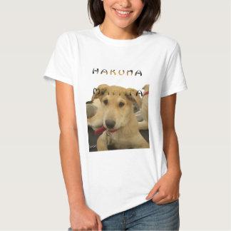 Hakuna Matata I know what you are thinking pinctur T-Shirt