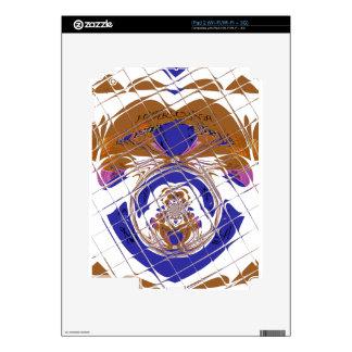 Hakuna Matata I love  Ethiopia Color design.png iPad 2 Decals