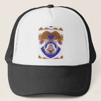 Hakuna Matata I love  Ethiopia Color design.png Trucker Hat