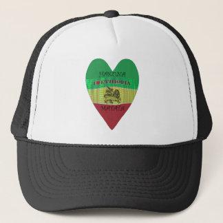 Hakuna Matata I love Ethiopia Colors.png Trucker Hat