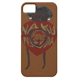 Hakuna Matata I love you Nakupenda Kenya Swahili A iPhone SE/5/5s Case