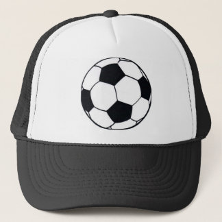 Hakuna Matata II LOVE FOOTBALL (SOCCER) Trucker Hat
