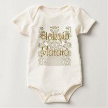Hakuna Matata Infant Long SleeveT-Shirt Template Baby Bodysuit