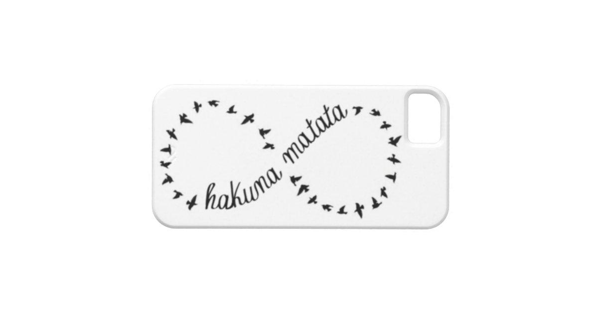 How To Type The Infinity Symbol On Iphonehakuna Matata Infinity