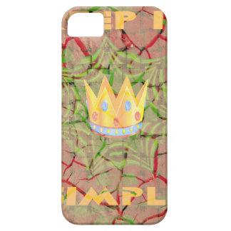 Hakuna matata iPhone SE/5/5s case
