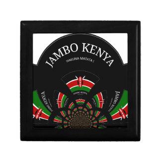 Hakuna Matata Jambo Kenya Keepsake Box