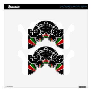 Hakuna Matata Jambo Kenya PS3 Controller Skin
