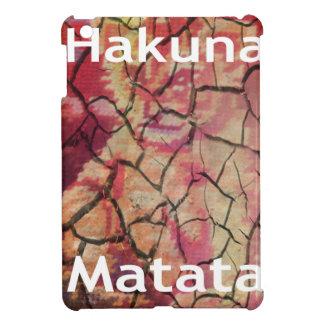 Hakuna Matata.JPG iPad Mini Cover