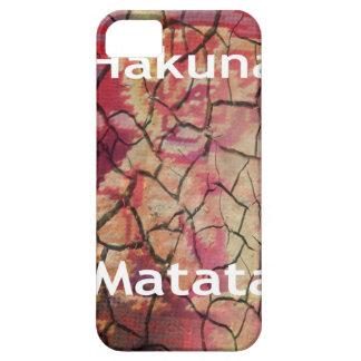 Hakuna Matata.JPG iPhone SE/5/5s Case