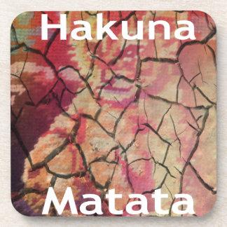 Hakuna Matata.JPG Posavasos De Bebidas