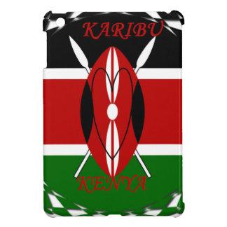 Hakuna matata Karaibu Kenya iPad Mini Covers