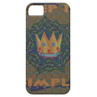 Hakuna matata keep it Simple iPhone SE/5/5s Case