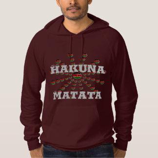 Hakuna Matata Kenya California Pullover Hoodie