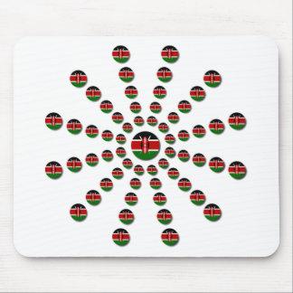 Hakuna Matata Kenya Mouse Pad
