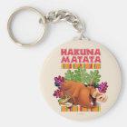 Hakuna Matata Keychain