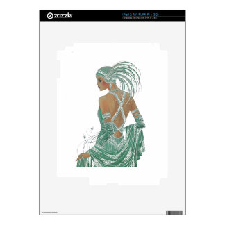 Hakuna Matata Ladies Going Green.png Decals For iPad 2