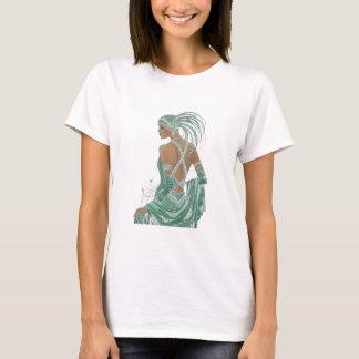 Hakuna Matata Ladies Going Green.png T-Shirt
