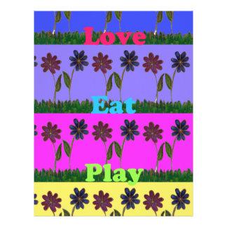 Hakuna Matata Love Eat Play.png Letterhead