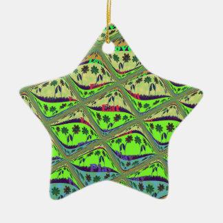 Hakuna matata Love Island Ceramic Ornament