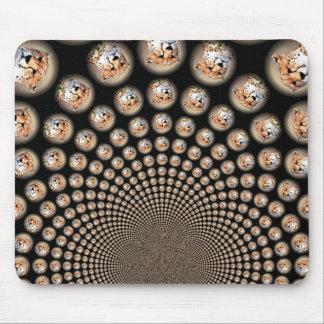 Hakuna Matata Lovely Traditional Cheetah Design Mouse Pad