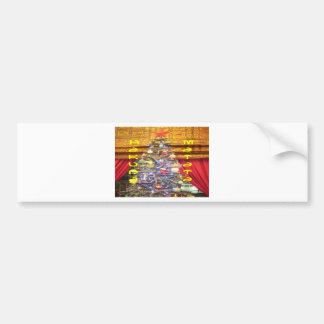 Hakuna Matata Merry Christmas & a Happy New Year.p Bumper Sticker