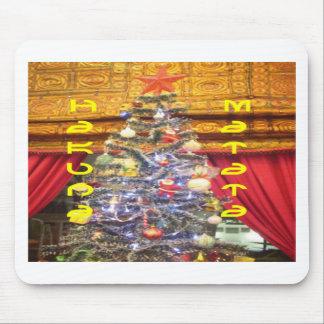Hakuna Matata Merry Christmas & a Happy New Year.p Mouse Pad