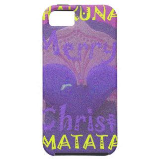 Hakuna Matata Merry Christmas Love  Design.jpg iPhone SE/5/5s Case