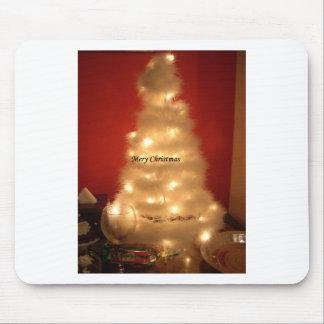Hakuna Matata Merry Christmas white Mouse Pad