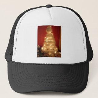 Hakuna Matata Merry Christmas white Trucker Hat