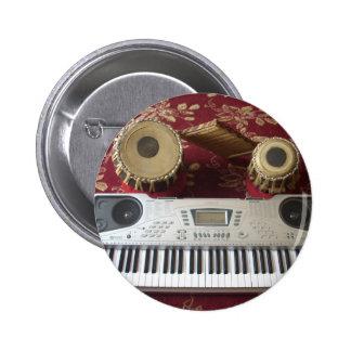 Hakuna Matata Music Makers.JPG Pinback Button