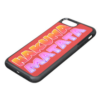 Hakuna Matata OtterBox Symmetry iPhone 7 Plus Case