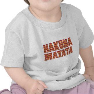 Hakuna Matata Camiseta