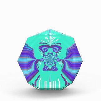 Hakuna Matata Purple blend Acrylic Award