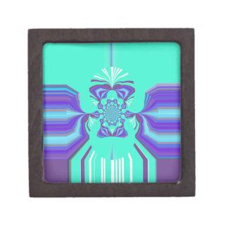 Hakuna Matata Purple blend Jewelry Box