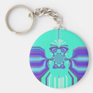 Hakuna Matata Purple blend Keychain
