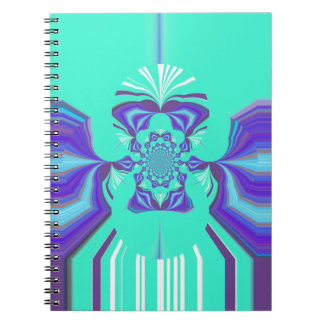 Hakuna Matata Purple blend Notebook