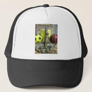 Hakuna Matata Rabbit Chilling back.png Trucker Hat